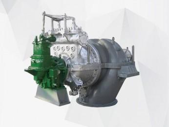 凝气式汽轮发电机组