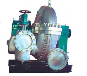 H415型工业汽轮机