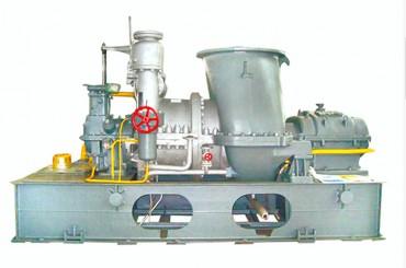 Q02型汽轮机发电机组